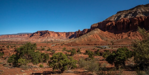 Capitol Reef - Panoramic View