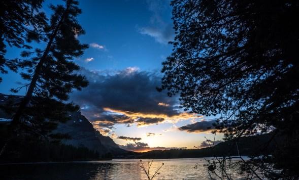 Sunrise Josephine Lake