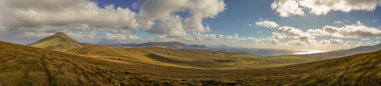 Achill Island Panoramic