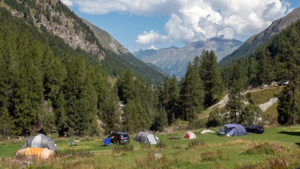 Arolla Campgrounds