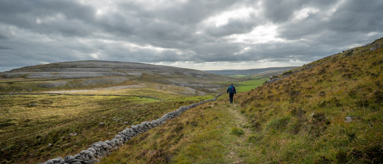 Burren Hike with Donal