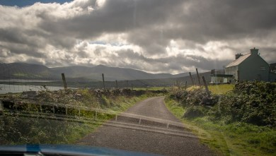 Dingle Peninsula Road