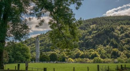 Glendalough Landscape