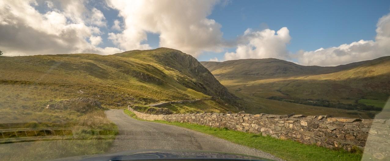Sheffield Pass Road