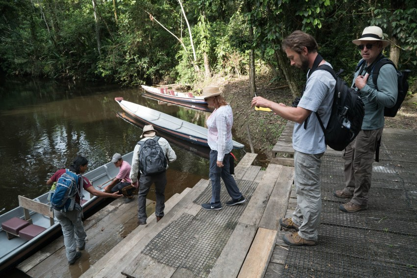 boarding canoes (1 of 1)