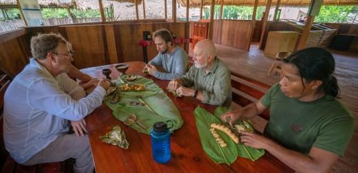 Jungle Lunch