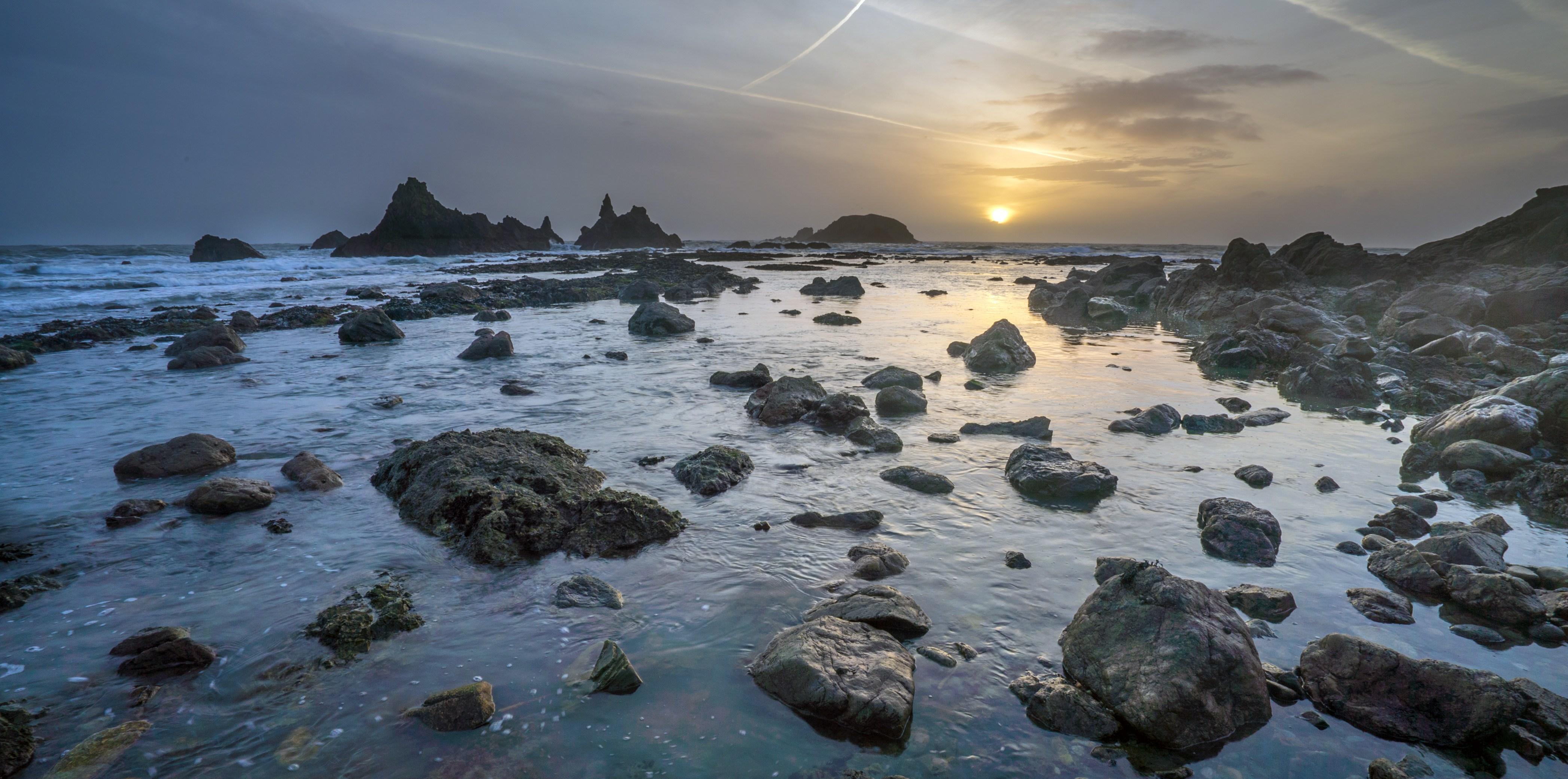 Kilfarrasy-Beach-sunset2