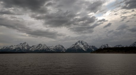 Teton Range Gray