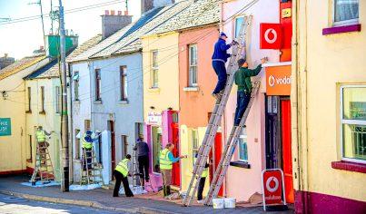 Painters in Kells