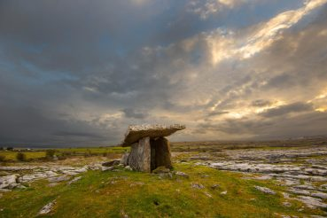 poulnabrone-portal-tomb-sky-expose