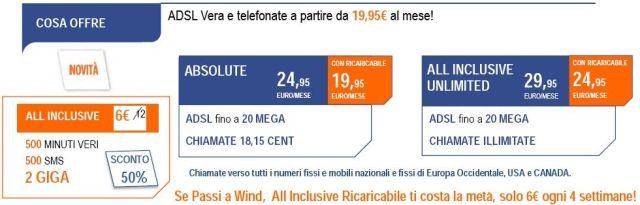 fisso adsl infostrada + wind privato 03_04 2016