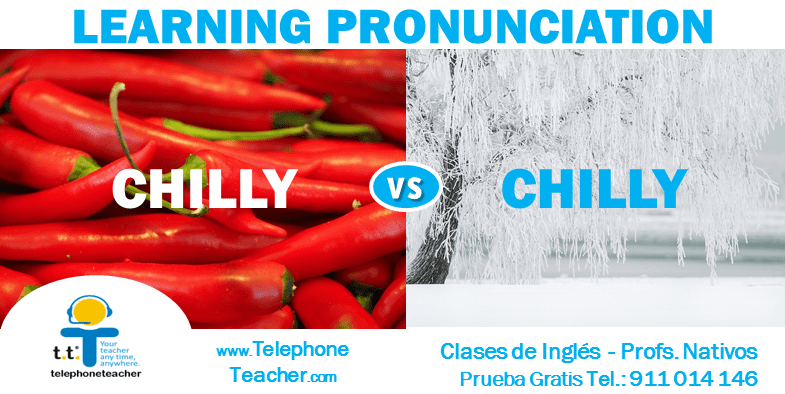 Chilly Vs Chilly – No confundir