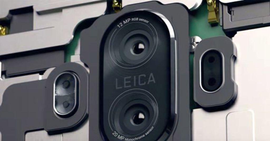 Huawei réfute les rumeurs de séparation avec Leica 2