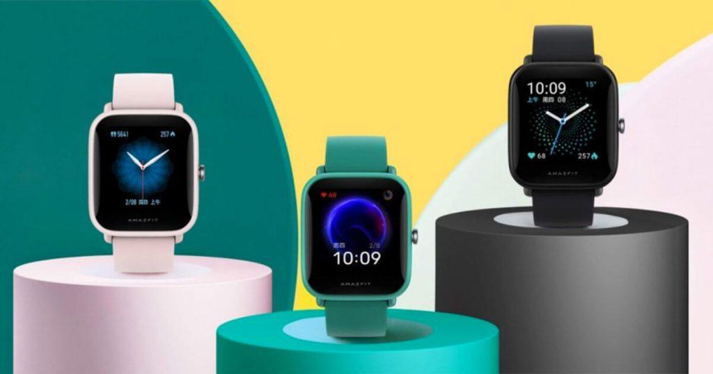 Amazfit dévoile deux nouvelles smartwatches – Pop Pro et GTS 2 mini 1