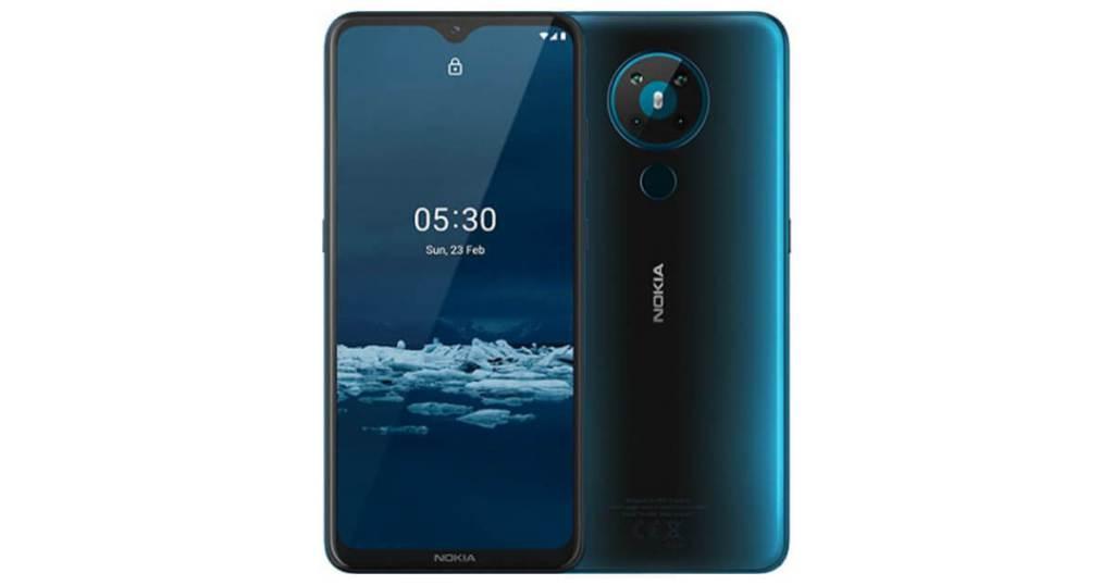 Prix et spécifications du Nokia 5.4 révélés par les premières annonces