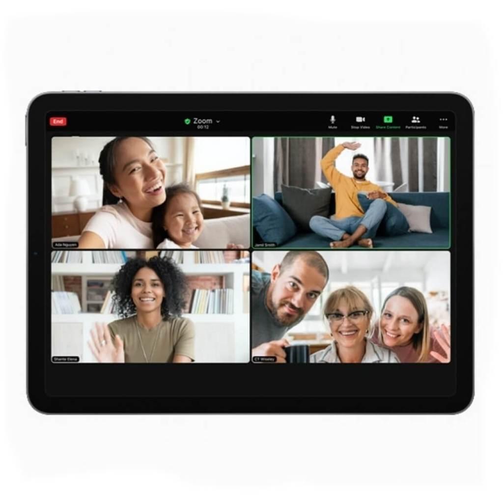 Wakeout est la meilleure application iPhone dApple en 2020 Zoom remporte la victoire sur iPad telephoni 1