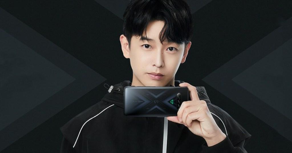 Xiaomi Black Shark 4 Pro Noir