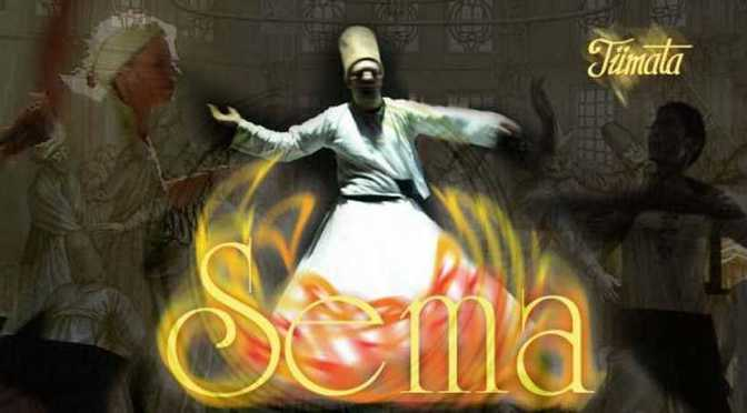 Sufi Whirling – 99 day/night non-stop 'Sema'