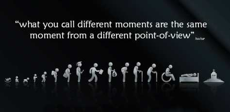 different moments