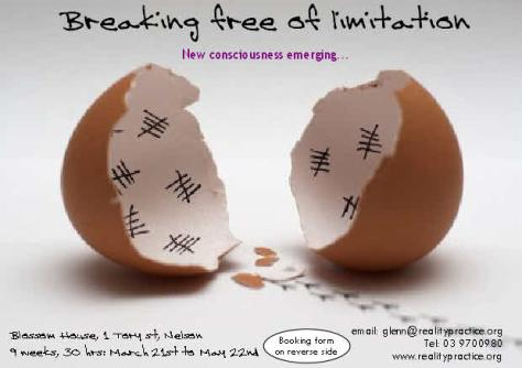 Breaking Free of Limitation 1