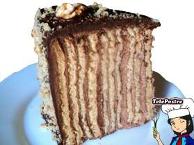"Tarta ""Rallada de Chocolate"""