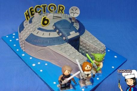 Tarta Star Wars Lego
