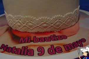 Tarta Bautizo