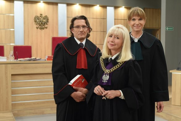 Sędzia Anna Maria Wesołowska TTV powrót 2019