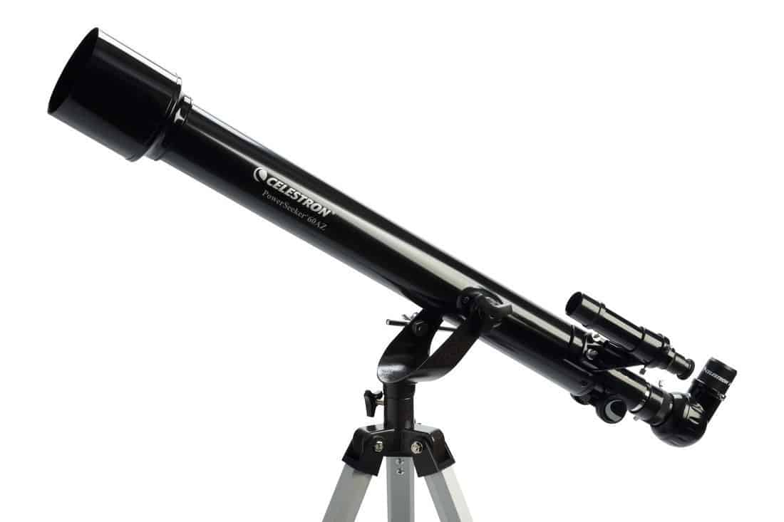 Celestron PowerSeeker 60AZ telescope review - Telescopes for ...
