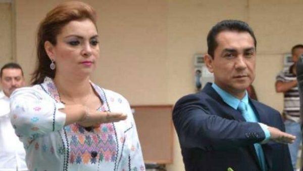 José Luis Abarca, former mayor of Iguala (Photo: Reuters)