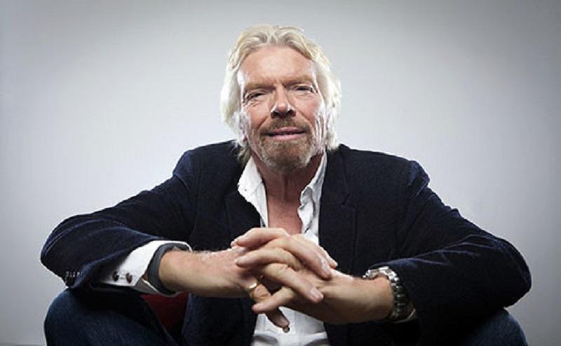 Los cinco consejos clave de Richard Branson