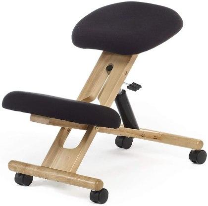 siege assis genoux tabouret ergonomique Duehome