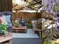 Mijn loungehoek + tips hoe je jouw loungehoek kan stylen