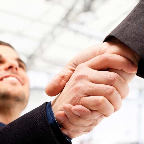 Salg og kundeservice