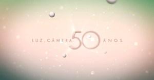 Luz, Câmera 50 anos 16/01/2015 sexta-feira