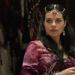 a screencap of amara (played by zuliekha robinson)
