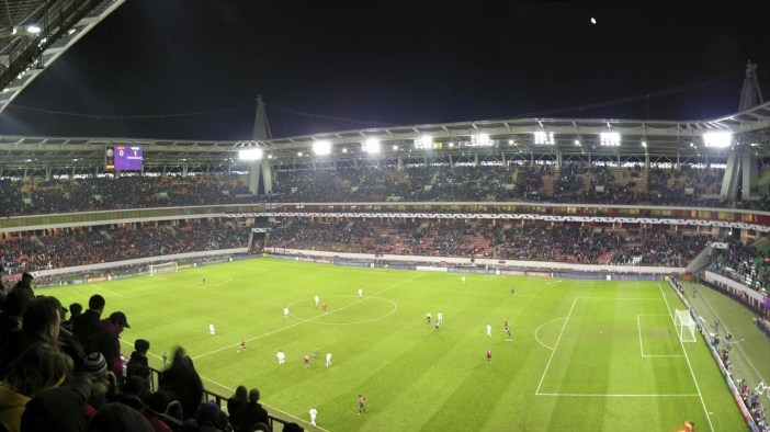 Football (Slovaquie / France)