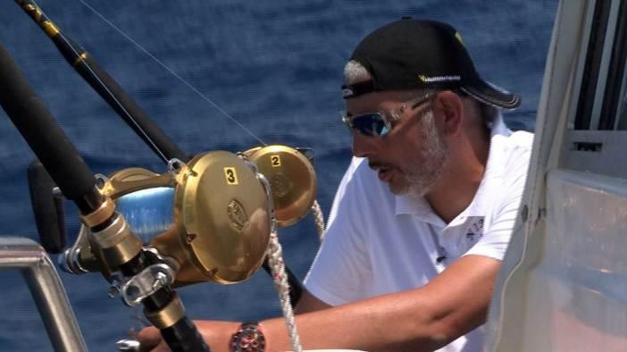 Amine et les pêches méditerranéennes
