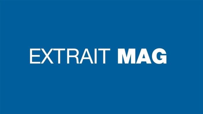 Extrait magazine