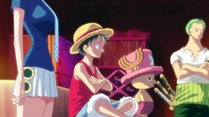 One Piece : Episode du Merry