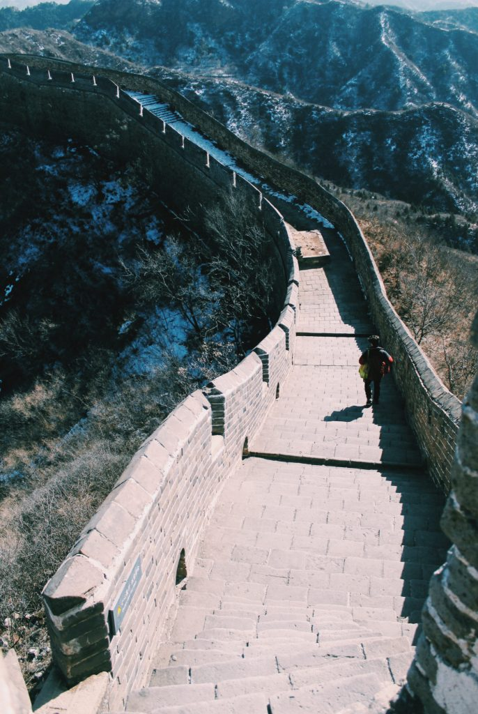Great Wall of China at Jinshanling: Things to do in Beijing for Chinese New Year