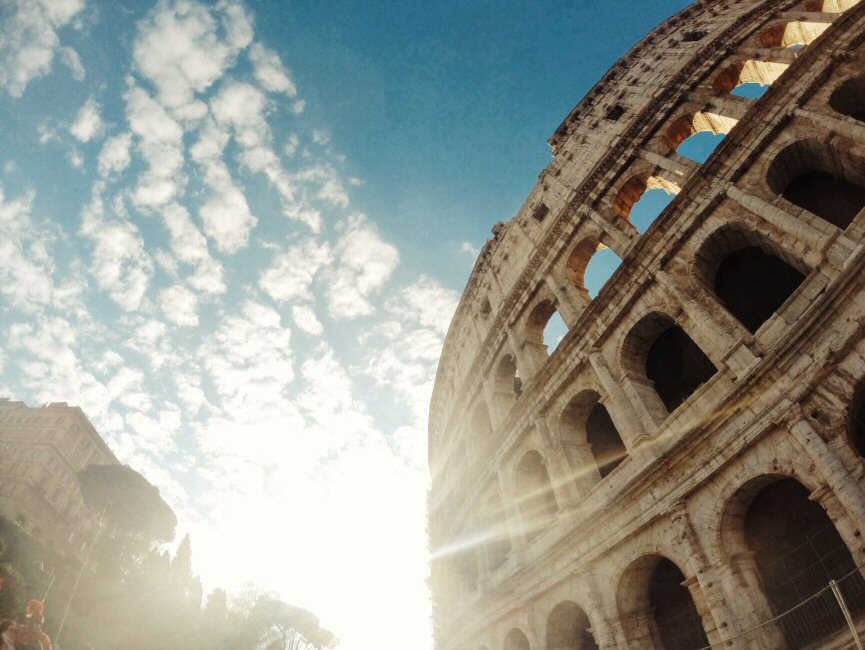 Colosseum in Rome, Italy: Yet more reasons to visit Italy