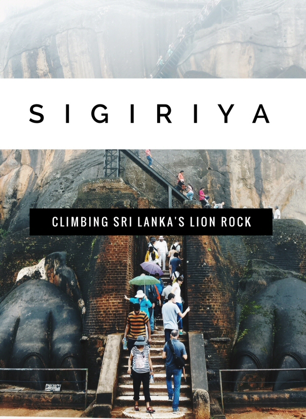 Sigiriya, Sri Lanka - Lion Rock (The Ultimate Travel Guide)