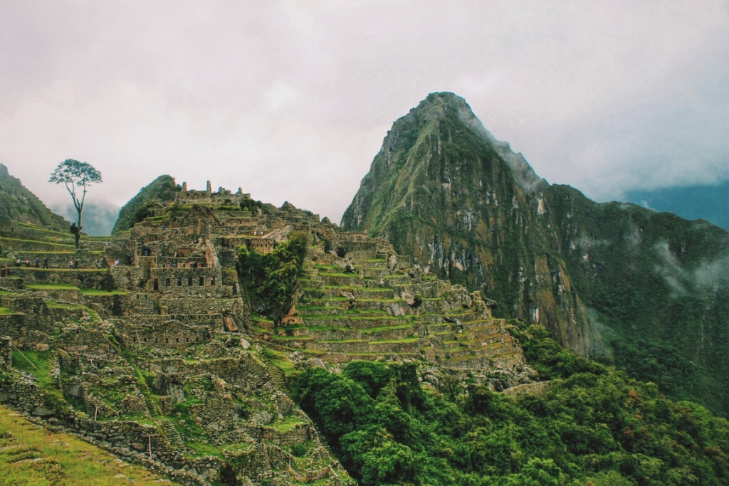 An Empty Machu Picchu