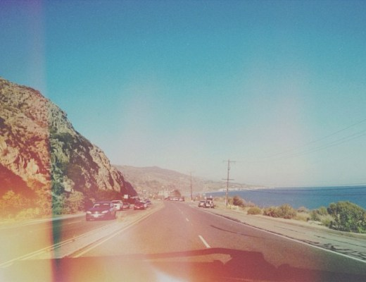 Pacific Coast Highway, LA