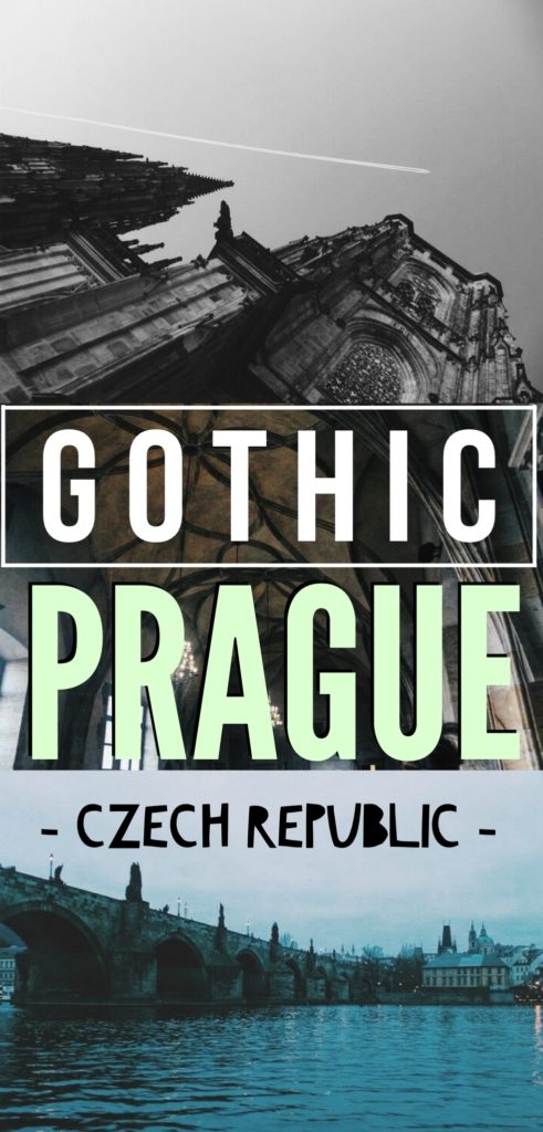 Gothic Prague Sights: From Prague Old Town to the St Vitus Cathedral in Czech Republic