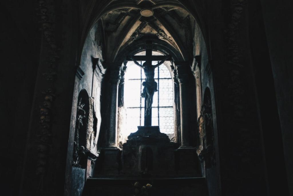Sedlec Ossuary Catholic Church