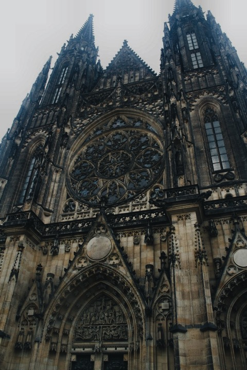 Gothic Prague Sights - Prague Castle