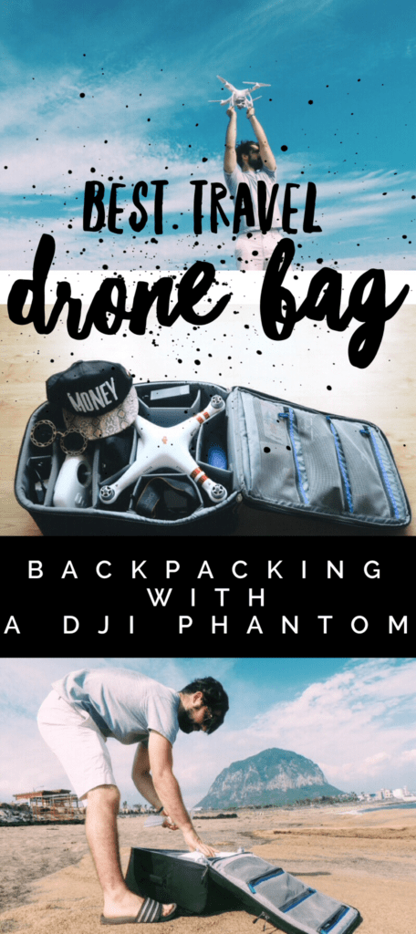Best Travel Drone Bag for Backpacking with a DJI Phantom, in terms of being lightweight, customizable, functional and durable! Also includes our experience bringing the Think Tank Airport Helipak drone bag and DJI phantom through Vietnam!