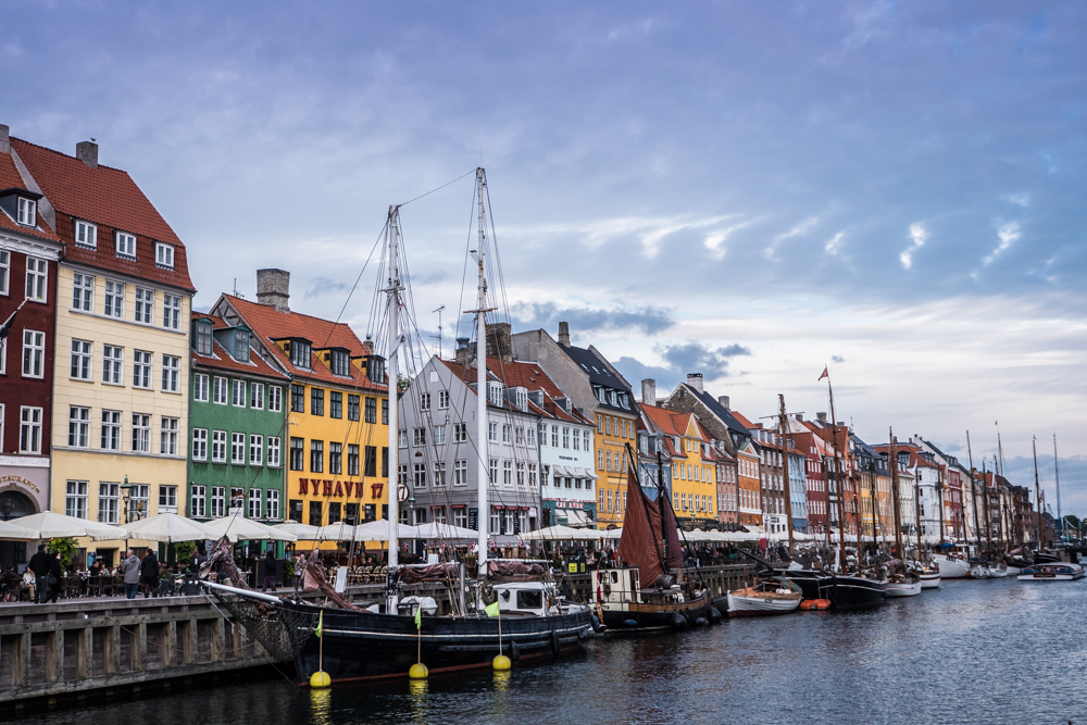 Copenhagen, Denmark: Top Autumn Travel Destinations according to Wingspreader Travel